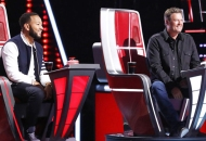 the voice john legend blake shelton