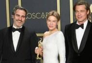 Oscars Joaquin Phoenix Renee Zellweger Brad Pitt