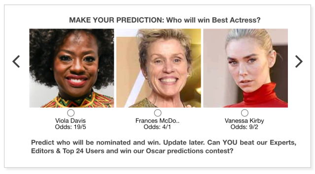 SAG Awards 2021 Best Film Actress predictions