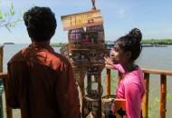 Eswar Dhinakaran and Aparna Dhinakaran, The Amazing Race