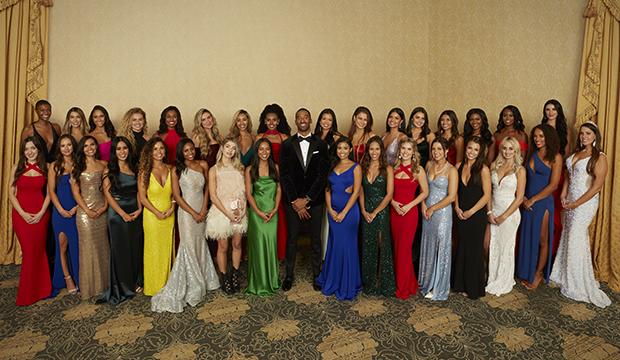 The Bachelor Season 25 cast