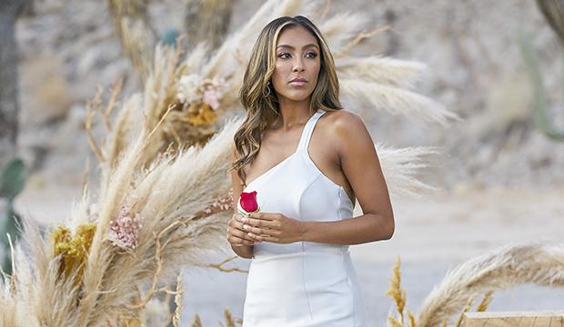 Tayshia Adams, The Bachelorette