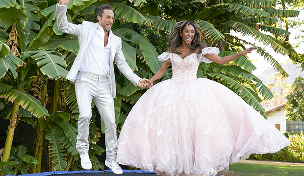 Zac C. and Tayshia Adams, The Bachelorette
