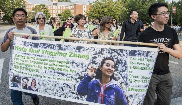 Findingg Yingying