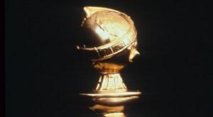 golden globes trophy