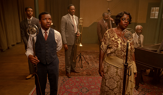 'Ma Rainey's Black Bottom' looks to tie this record at the SAG Awards