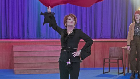 Meryl Streep in The Prom