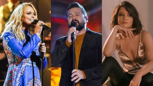 Miranda Lambert, Dan and Shay, Maren Morris