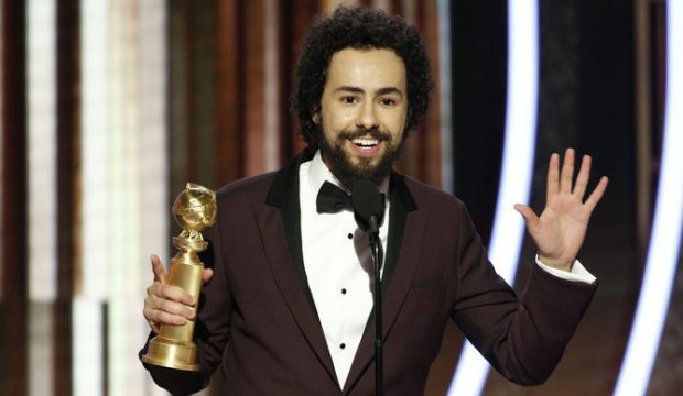 Ramy Youssef at Golden Globes 2020