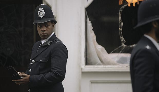 John Boyega, Small Axe