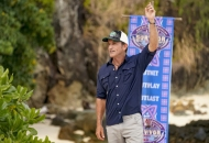 survivor jeff probst arm up