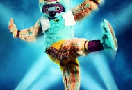 the masked dancer sloth costume
