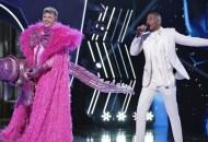 the masked singer reveals Nick Carter Crocodile