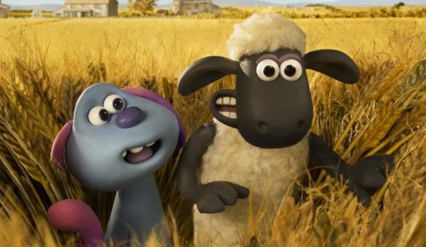 A Shaun the Sheep Movie Farmageddon