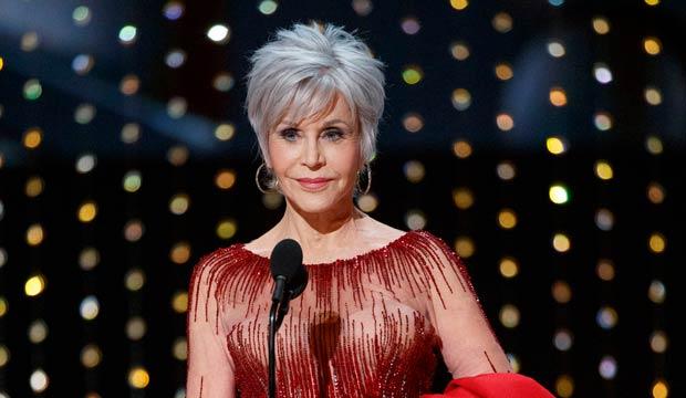 Actresses with multiple oscar wins Jane Fonda