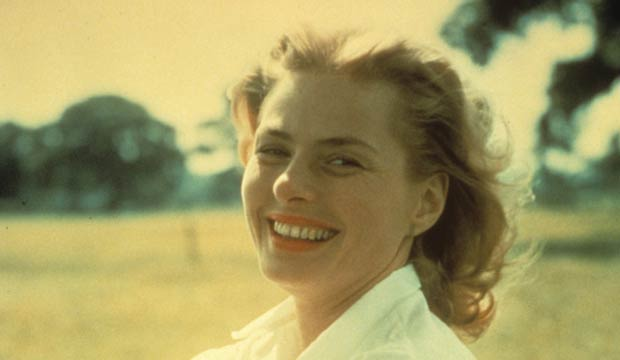 Actresses with multiple oscar wins Ingrid Bergman