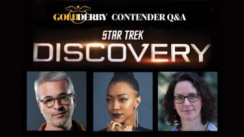 Star Trek Discovery Q&A