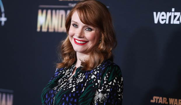 Famous redheads ranked Bryce Dallas Howard