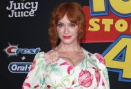 Famous redheads ranked Christina Hendricks