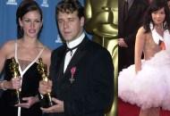 Oscars Julia Roberts Russell Crowe Bjork