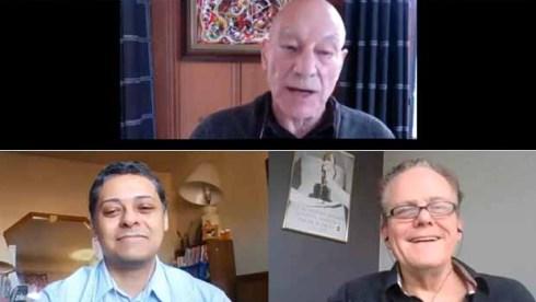Patrick Stewart Star Trek Picard interview