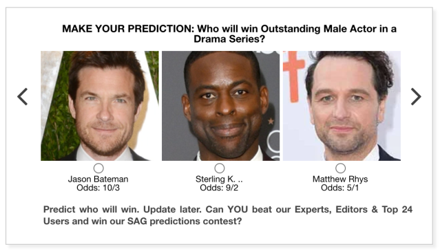 SAG Awards 2021 Best TV Drama Actor predictions