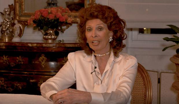 Sophia Loren 2021