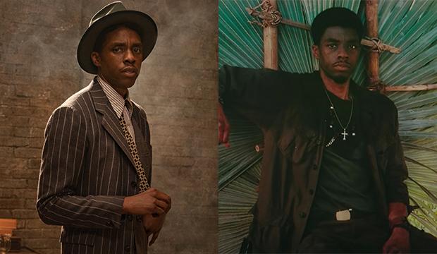 Chadwick Boseman, Ma Rainey's Black Bottom; Da 5 Bloods