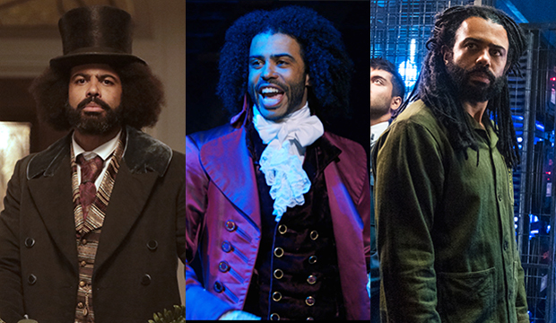 Daveed Diggs, The Good Lord Bird; Hamilton; Snowpiercer