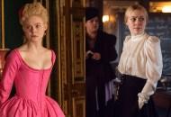 Elle Fanning, The Great; Dakota Fanning, The Alienist: Angel of Darkness
