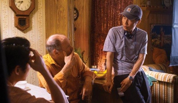 Lee Isaac Chung in Minari