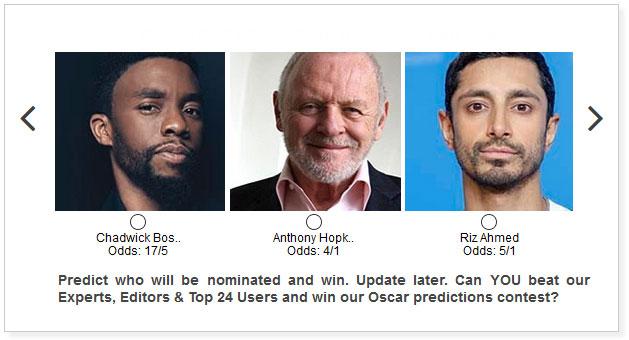 oscars best actor widget