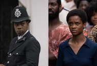 John Boyega; Letitia Wright, Small Axe