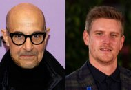Stanley Tucci and Harry Macqueen