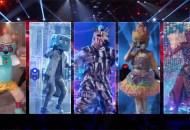 the masked dancer group b