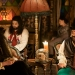Natasia Demetriou, Kayvan Novak and Matt Berry, What We Do in the Shadows