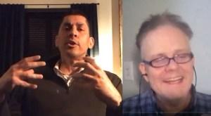 Tariq Khan Tom O'Neil on Golden Globe predictions