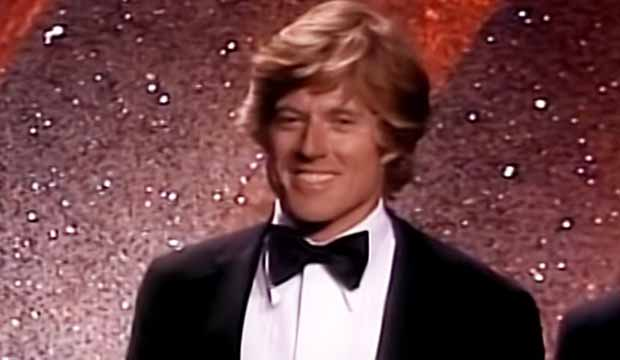 Robert Redford Oscars