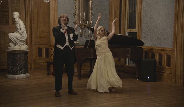 Sacha Baron Cohen and Maria Bakalova, Borat Subsequent Moviefilm
