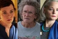 Olivia Colman, The Father; Glenn Close, Hillbilly Elegy; Jodie Foster, The Mauritanian