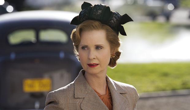 Cynthia Nixon in Ratched