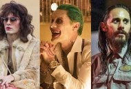 Jared Leto in Dallas Buyers Club, Suicide Squad and The Little Things