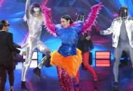 jordin sparks exotic bird the masked dancer