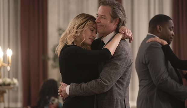 Kate Winslet and Guy Pearce, Mare of Easttown