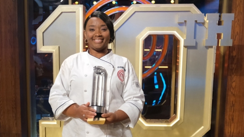 masterchef winners Dorian Hunter