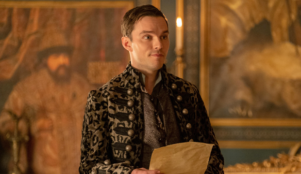 nicholas hoult the great