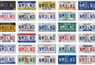 nomadland license plates