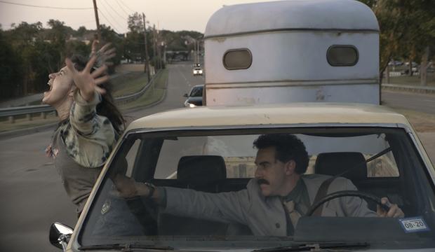 Sacha Baron Cohen, Borat Subsequent Moviefilm
