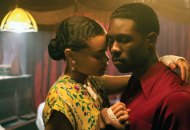 Andra Day and Trevante Rhodes in United States vs Billie Holiday