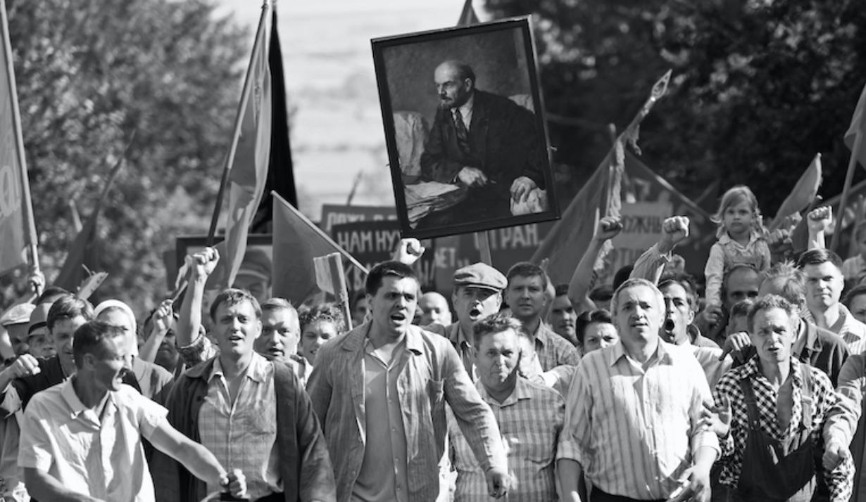 'Dear Comrades' could finally bring Andrey Konchalovsky to the Oscars